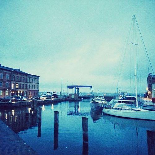 I love the little Harbor here Stralsundmomente Stralsund