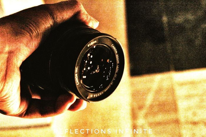Discover yourself. Canonlens Canonzoomlens Reflectionshot Reflectionsinfinite Canonglobal Canon60d Canonphotography