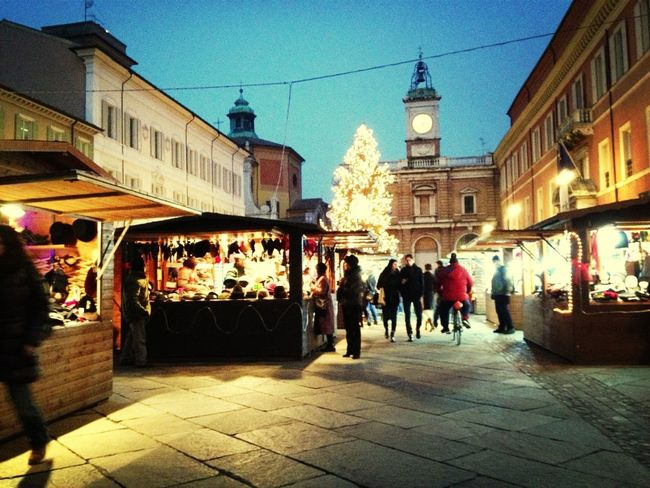 Merry Christmas in Ravenna!