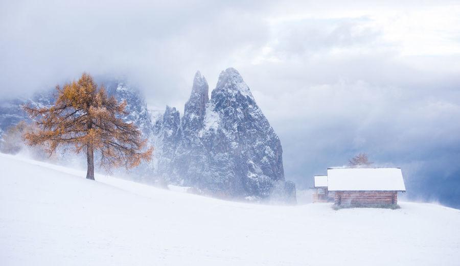 siusi Mountain