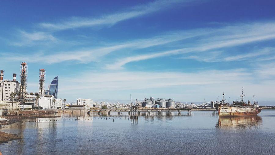 Montevideo bay