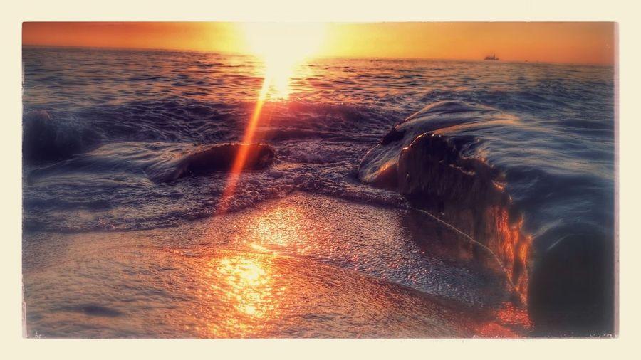 Deniz Manzaralı Gunes Batımı BUYUKCEKMECE Istanbul Türkiye 🇹🇷