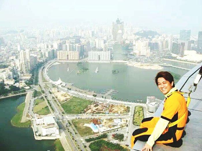 Macau Tower Macau Macau Trip Over The Edge To Live Or To Die