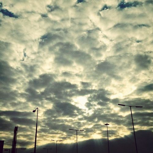 Sky Full Of