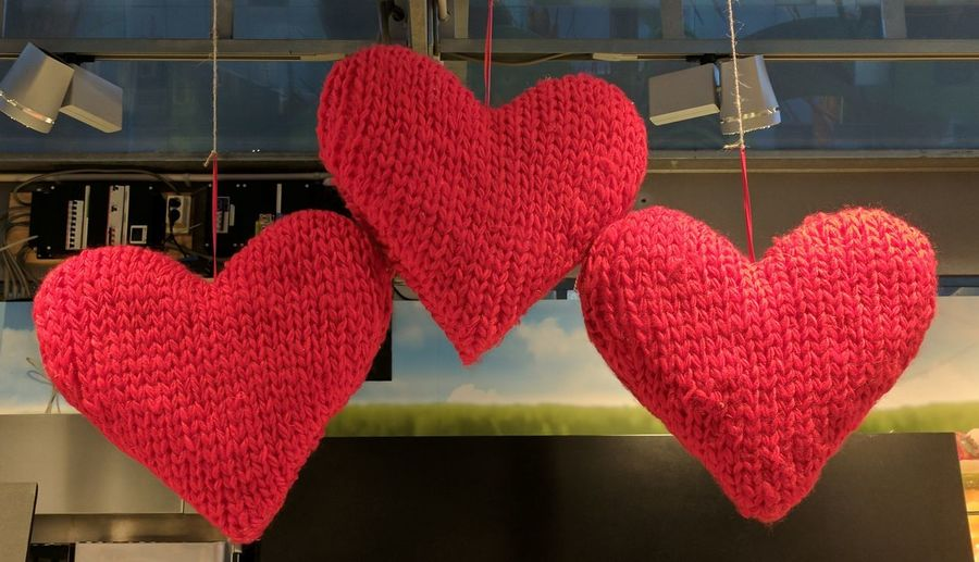 Close-up Day Heart Shape Hearts Indoors  Love Love Hearts No People Red Romance Valentine