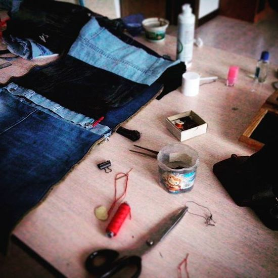 Новая сумка в процессе сумка Bag NewBag Inprogress