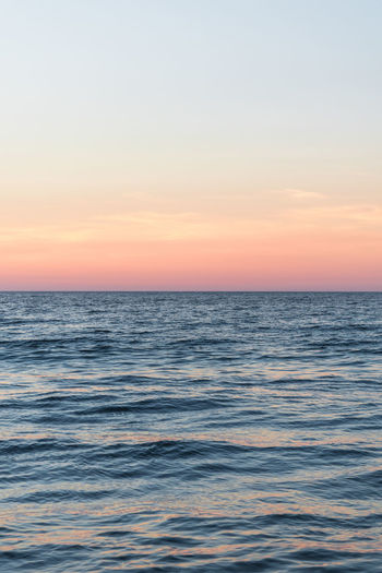 I remember a faraway laugh. A sweet caress. Beach Beauty In Nature Clear Sky Day Horizon Over Water Landscape Nature No People Outdoors Scenics Sea Sky Sunset Tranquility Water
