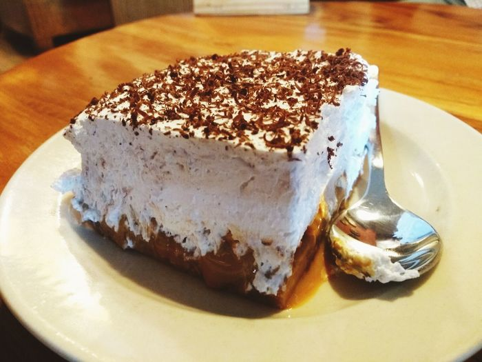 Banoffee pie Food Sweet Food Dessert Indulgence Cake Temptation Ready-to-eat Freshness EyeEmNewHere pie Pastry Pastrylove Pastry Blender