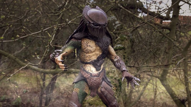 The Falconer. Predator Predators Toyphotography Toyography Things I Like Neca Necatoys Avp