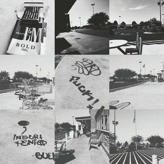 Taking Photos Black & White Kroger