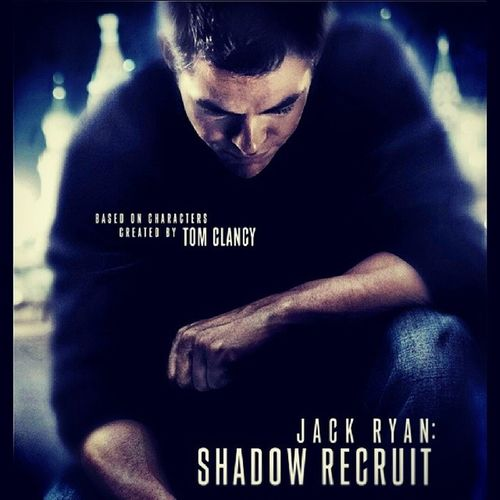 "On-Deck Later... The PRIVATE SCREENING of ""Jack Ryan: Shadow Recruit""... JackRyan ShadowRecruit Chrispine Movies"