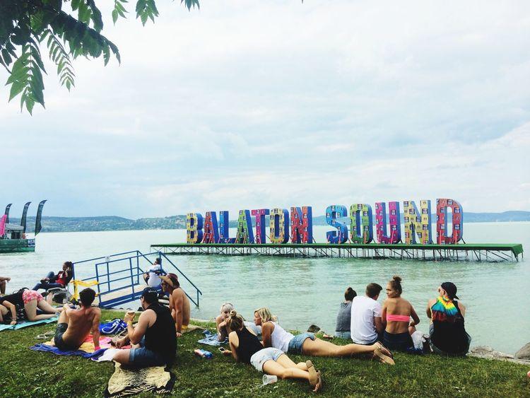 Balatonsound Fuckingsound Enjoying Life Relaxing Summerfeelings 🎉🌞