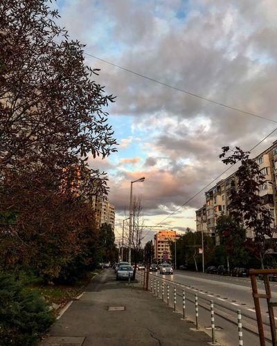 Autumn 🍂 Sky