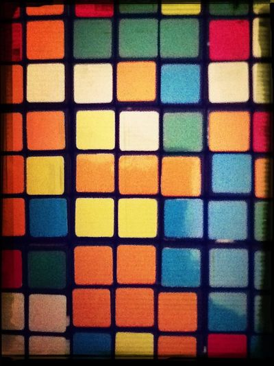 First pohoto . rubic's cube .