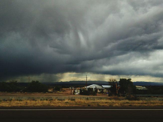 Storm Storm Cloud Storm Clouds Are Brewing Farm House Mountains Desert Desert Landscape The Great Outdoors - 2016 EyeEm Awards The 2016 EyeEm Awards