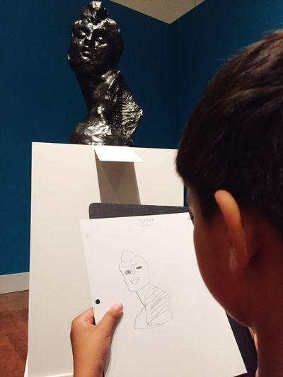 Drawing Rodin