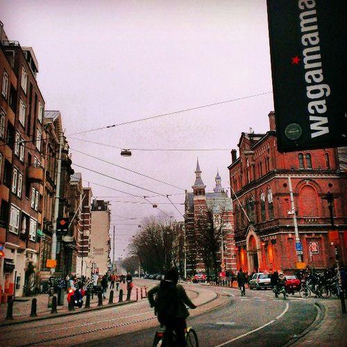 """wagamama"" Amsterdam"