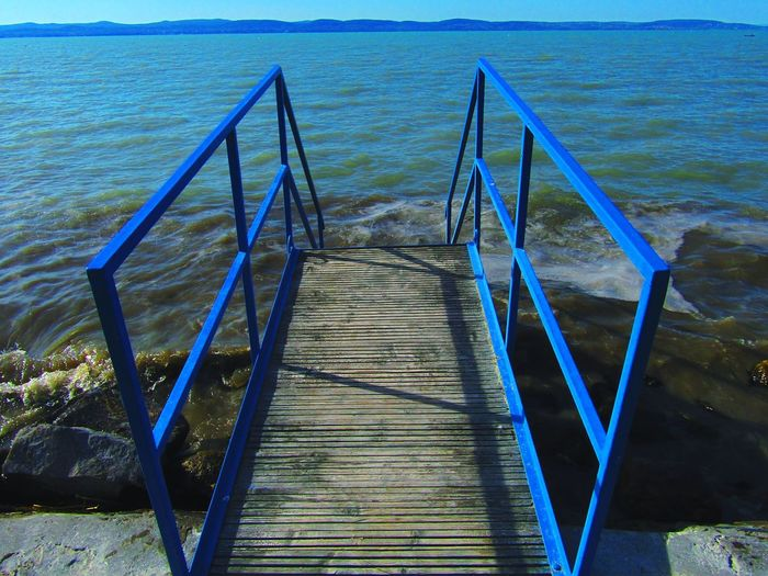 Beach Sea Steps And Staircases Art Is Everywhere Steps Capture The Moment Water Horizon Over Water Sky Blue Blue Sky Blue Wave Molo Stepbystep Ahead Beachphotography Lake Lakeview Lakephotography Naturephotography Eyeemphotography TheWeekOnEyeEM Outdoorphotography EyeEm Nature Lover From My Point Of View