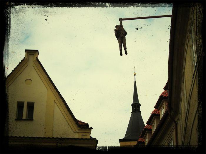 Prague EyeEm Best Shots Street Art Change Your Perspective