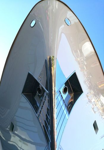 Ship Bow Bow Ship Yacht Yachting Water Reflection Reflections Highquality Sailing Shipping  Anker Ankerkluis Close-up Architecture Outdoors Marine Engineering Check This Out Marine Engineer Architectural Detail Nautical Vessel Moored Sea Waterfront Wite Sommergefühle