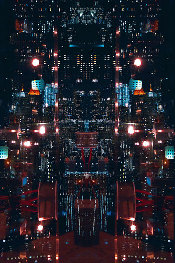 We live in Brick Jungle. Captured By Mark Kim Mkvisualvoice Newyorkphotographer Night Lights Travel Chinatown New York I Was There Imagemaker Light And Shadow Neon Color Neonlight Streetphotography