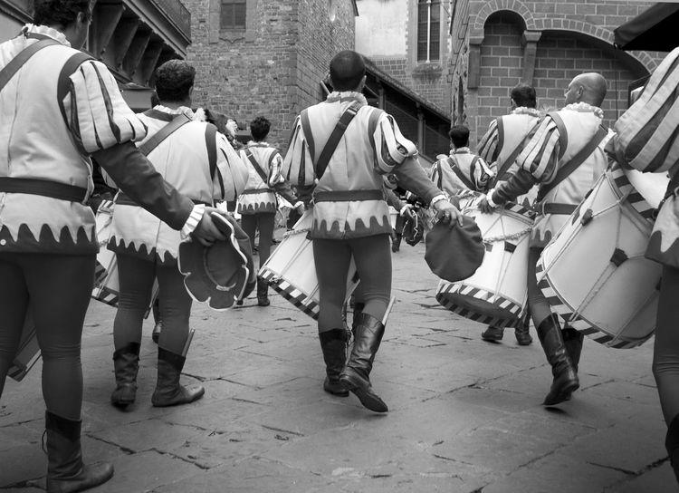 Florence Italy Italia Florence Italy Parade Calcio Fiorentino Calcio Fiorentino Traditional Parade Traditional Clothing Traditional Costume Clothing Costume Men Man Tuscany (null)Sporting Tradition Sporting
