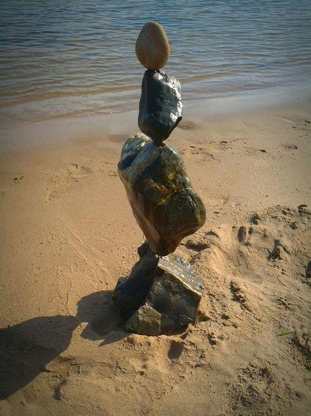 My Year My View Rock Balancing Rock Balance My Artwork