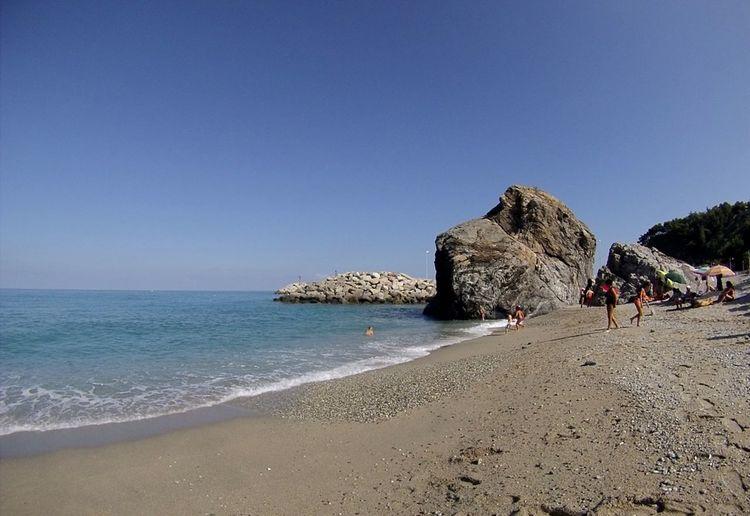 Nonveniteincalabria Being A Beach Bum Sunshine Sandcastles Sea Swimming Enjoying The Sun Relaxing Italy Calabria