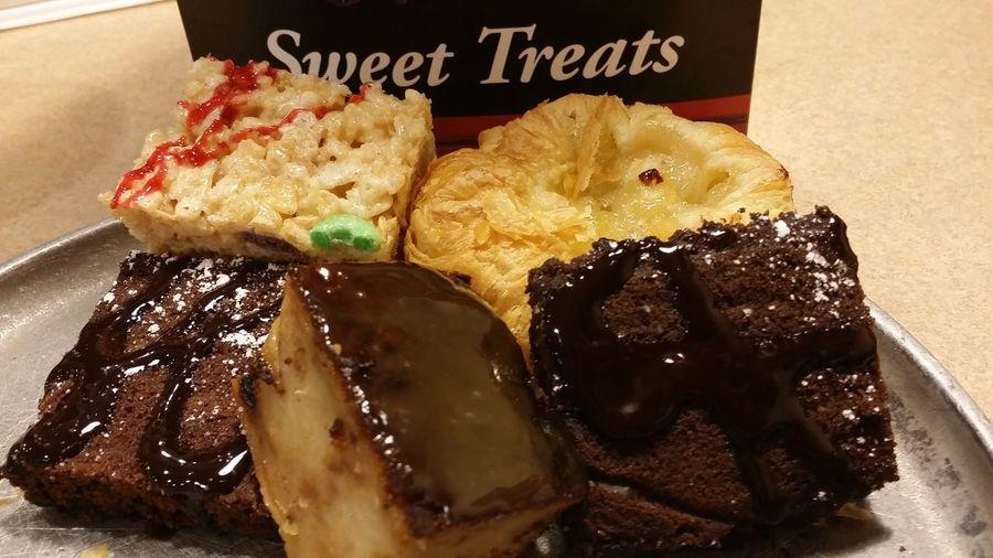 my Dessert plate ? Food Porn Foodgasm Sweet Treats