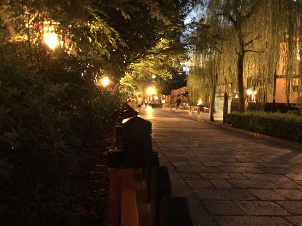 京都の祇園その2 Nightphotography Kyoto Gion Japanese