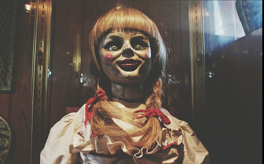 Miss me? The Conjuring