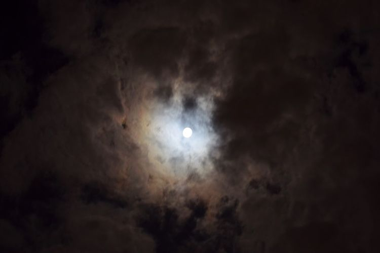 The full moon night Moon Night Full Moon Astronomy Scenics Sky Nature Moonlight Cloud - Sky Beauty In Nature Planetary Moon