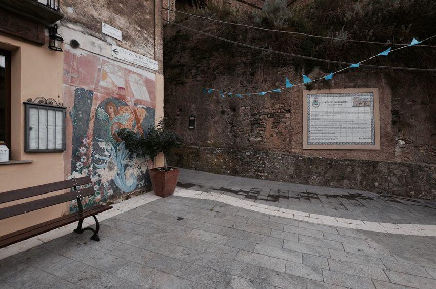 Italy Pisciotta Market Mermaid