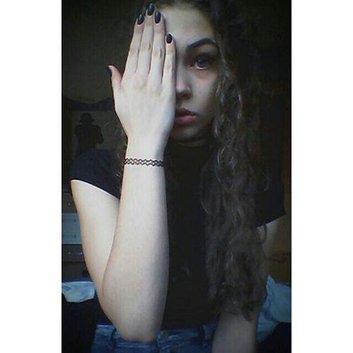 Sad Dark Pale Soft Grunge Palegrunge Sadgurl Hand Tired Polishgirl