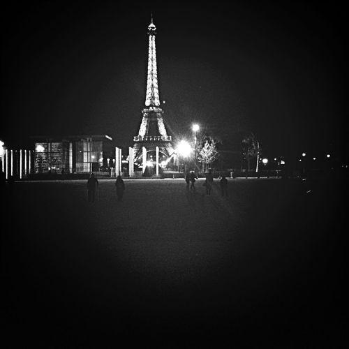 Cliche Paris IPhoneography Nightphotography Kiff Au Calme