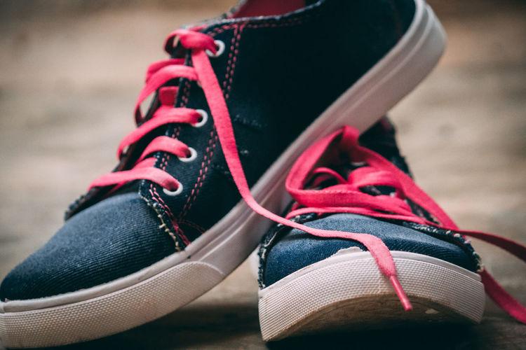 Low Section Human Leg Shoe Fashion Shoelace Pair Close-up Lace - Fastener Menswear Footwear Sock Human Feet Lace - Textile