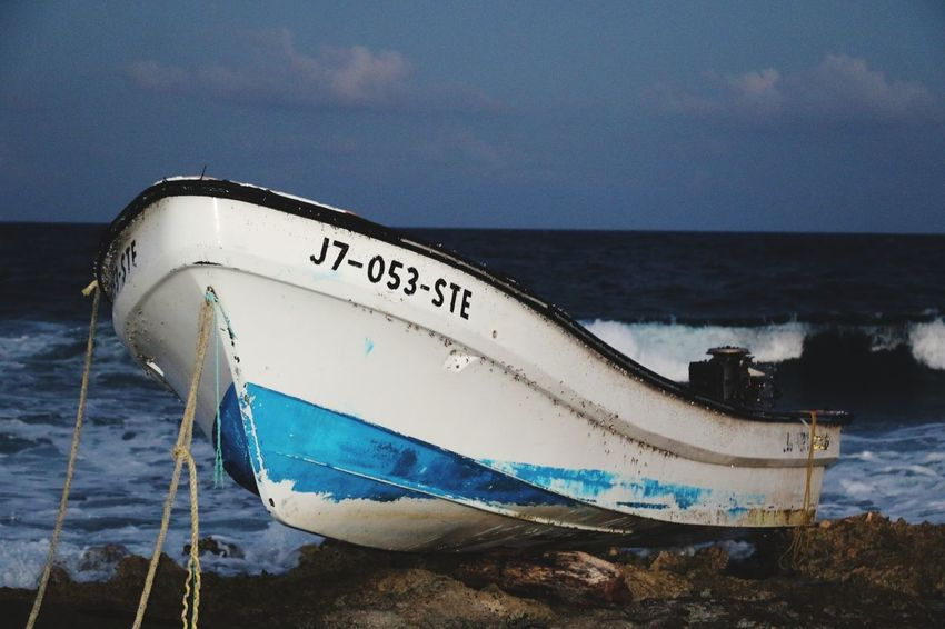 Gestrandet Boat Canonphotography Canoneos6d Canon_photos Canon Eye4photography  EyeEm Gallery Sea Water Nautical Vessel Beach No People Day Underwater Nature Outdoors