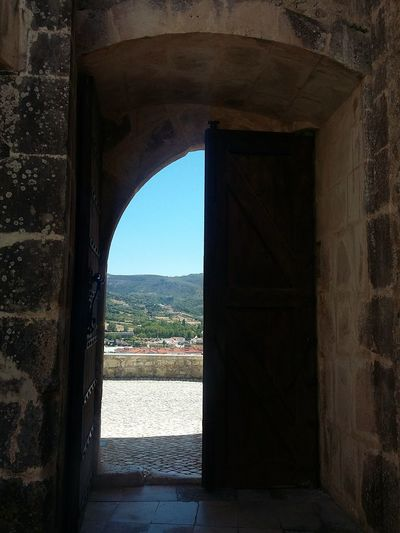 Architecture Arch Architecture Travel Photography Portugal_lovers Portugal Castle Gate Your Ticket To Europe