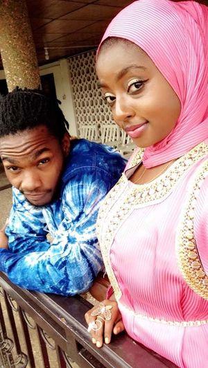 Eid Fatr. Kumasi, Ghana... Two People Togetherness Love Happiness Smiling Real People Cheerful Close-up Day People Blue Pink Man Woman Siblings Siblings❤️ Sibling Love Sibling Bond Muslim Muslimah Muslim Culture Muslim❤️ Muslimahfashion Ramadan