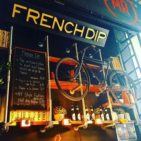 Frenchdip Bike Mexico Market