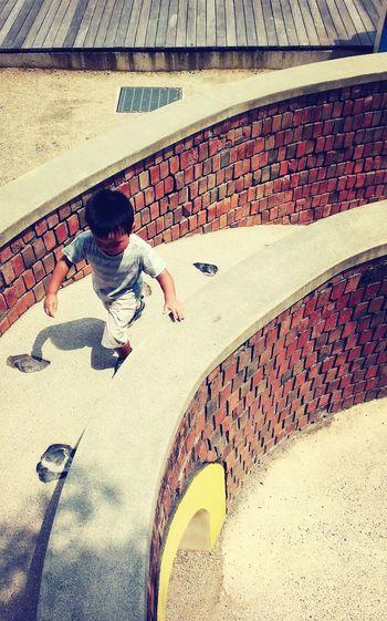 Labyrinth Kids Summer Playground