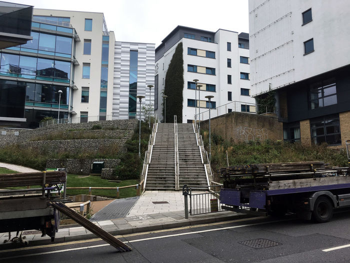 Stairs Architecture Building Exterior Built Structure