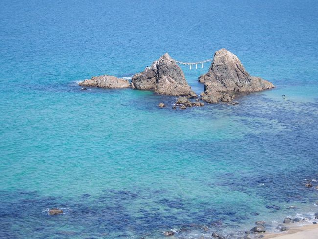 Water Sea Blue Beauty In Nature Scenics - Nature No People Nature
