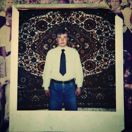 my pap , it 18 years, handsome♥