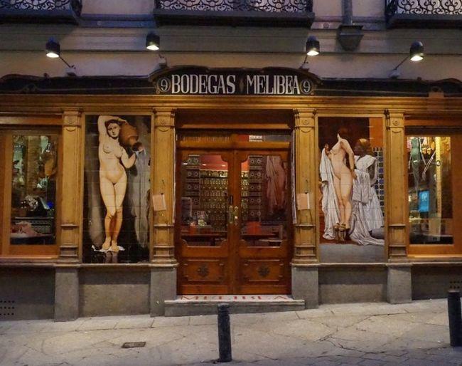 Detodounpoco Taberna Madrid