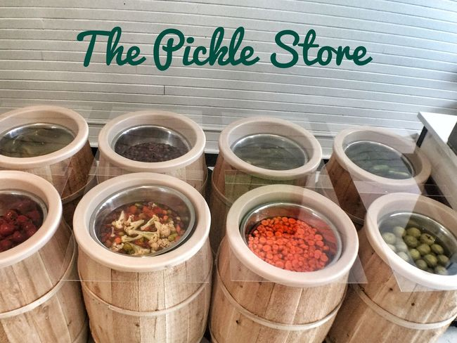 The Pickle Store, Saranac Lake, NY The Color Of Business