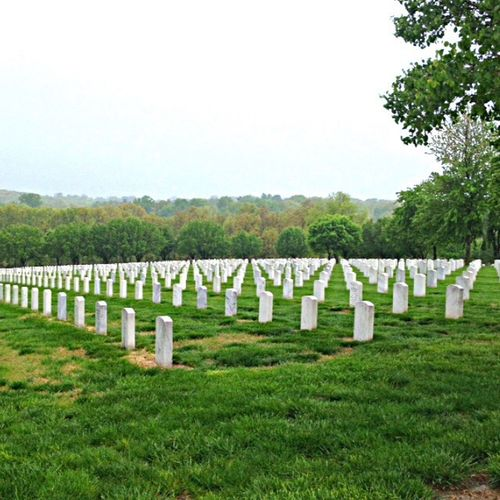 Jefferson Barracks Graveyard