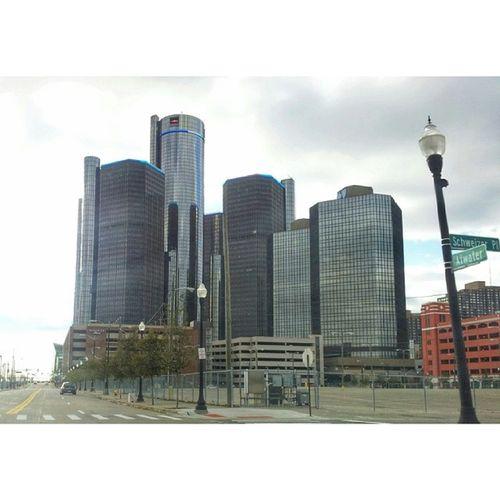 RenCen Detroit November 2012