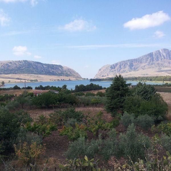 Lago Pianadeglialbanesi Panorama Natura instangram instaphoto sicilia italia italy sicily