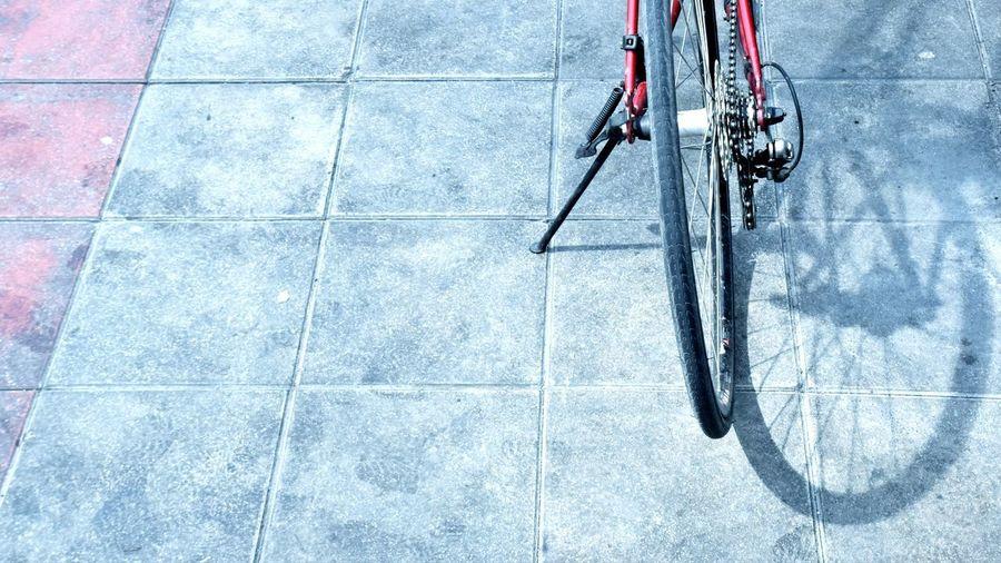 จ้างได้_ถ่ายรูปเป็น เที่ยวยังไง_ให้ได้รูปสวยๆ Commencementday Technician Weddingday  Oraganization Productadvertising Theme Model Workshop Selfsitive Patcharapat พัดชะระพัดชะระ พัชรพัชร พัดชะระพัด High Angle View Bicycle Day Indoors  No People Close-up